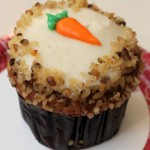 Snack Series Throw Down: Two NEW Carrot Cake Cupcakes