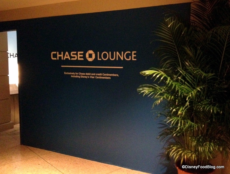 Chase Lounge Epcot Food And Wine Festival
