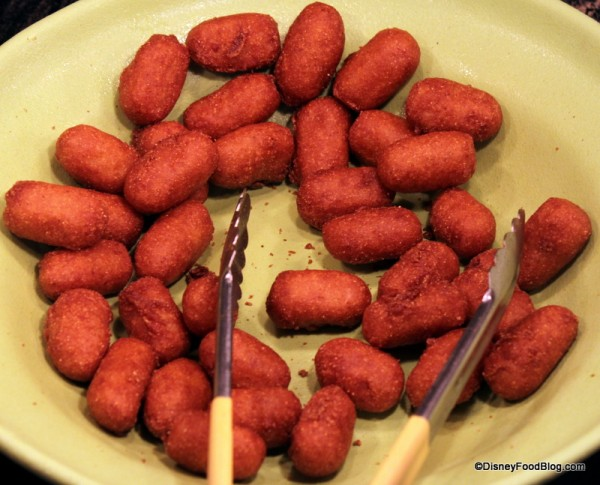 Corndog Nuggets at Tusker House