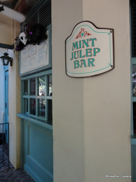 Mint Julep Bar
