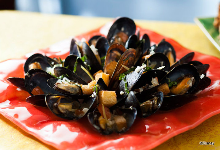 Mussels au Provencal | the windy kitchen