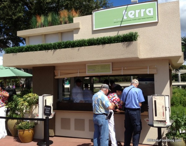 Terra Marketplace Booth