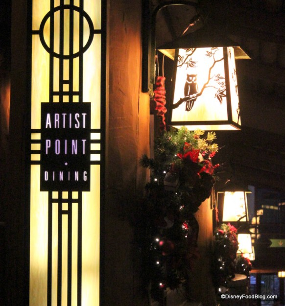 Artist Point at Disney's Wilderness Lodge