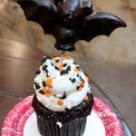 Snack Series: Halloween Bat Cupcake at Disney's Animal Kingdom