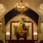 New! Be Our Guest Restaurant Ballroom and Rose Gallery Pictures