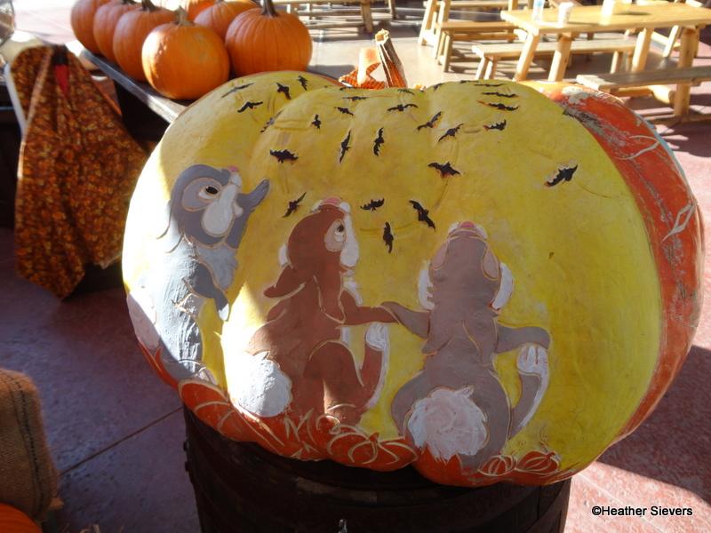 The Incredible Halloween Pumpkin Carvers Of Disneyland