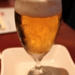 Review: Frozen Beer in Epcot's Japan
