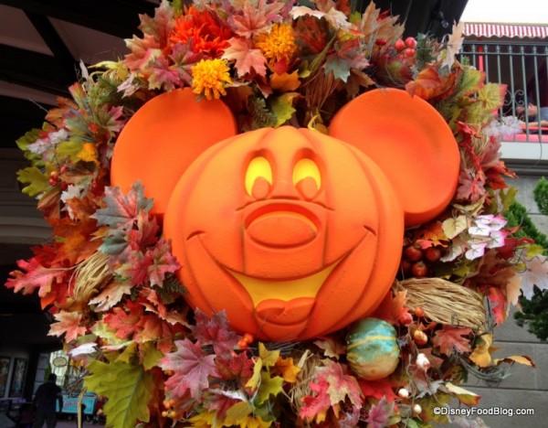 Halloween at Disney!