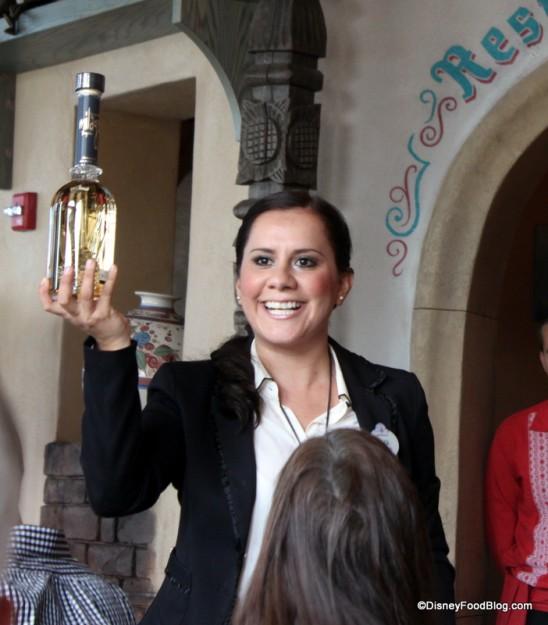 Hilda, Tequila Ambassador