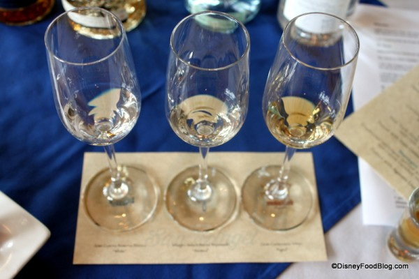 Tequilas to Sample La Hacienda Tequila Lunch Pairing