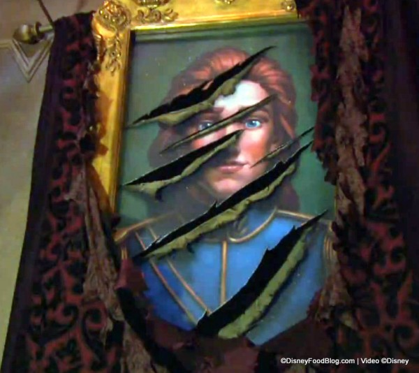 Morphing Prince Portrait in the West Wing