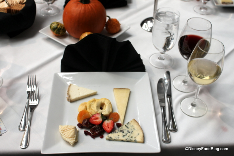 Review Epcot Food And Wine Festival Cheese Seminar