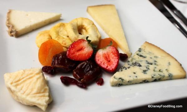 Cheese at Food and Wine Festival Cheese Seminar