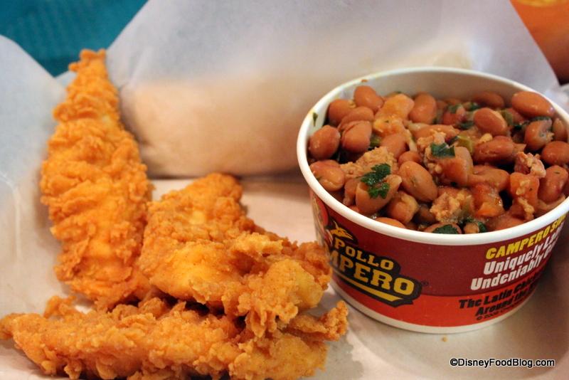 Disney World Fast Food