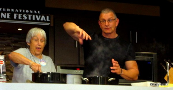 Robert Irvine is part of Celebrity Chef LIVE! at the Hyperion