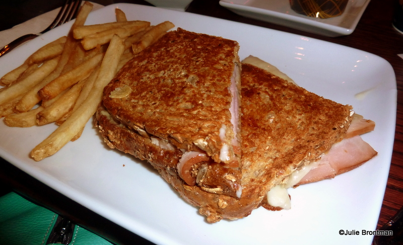 French Food Croque Monsieur Recipe