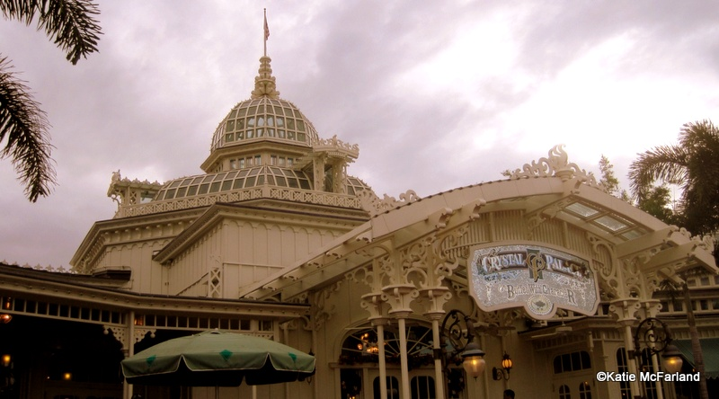 Guest Review Crystal Palace Restaurant In Walt Disney