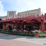 Earl of Sandwich Re-Opens in Disneyland's Downtown Disney For a Limited Time