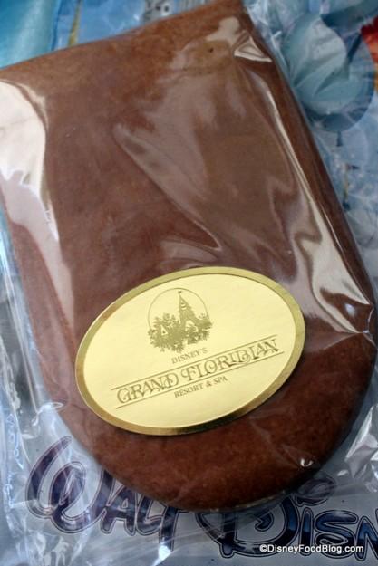 GF gingerbread shingle