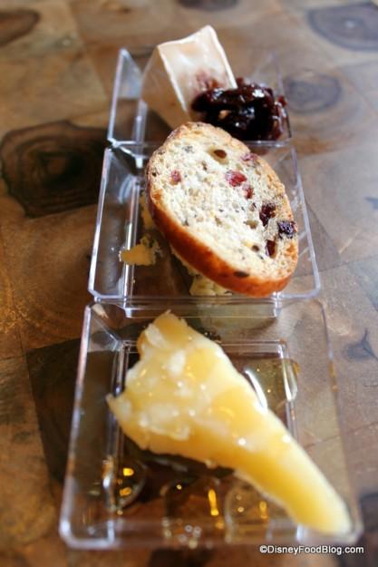 Trio of Artisan Cheeses
