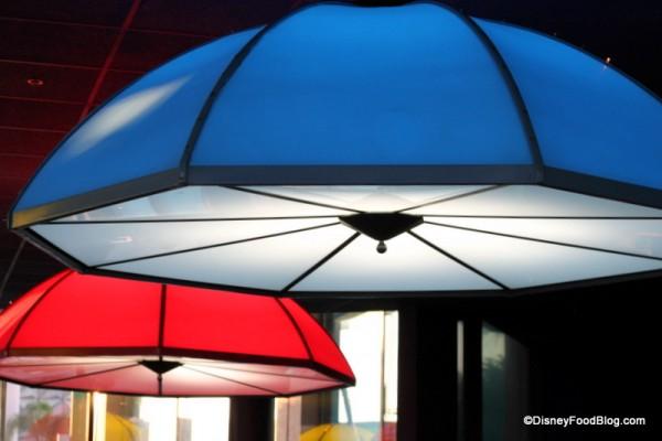 Electric. Umbrellas.