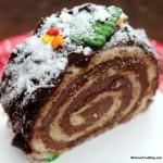 Snack Series: Yule Log at Disney's Animal Kingdom