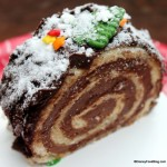 Snack Series: Yule Log at Disney's Animal Kingdom