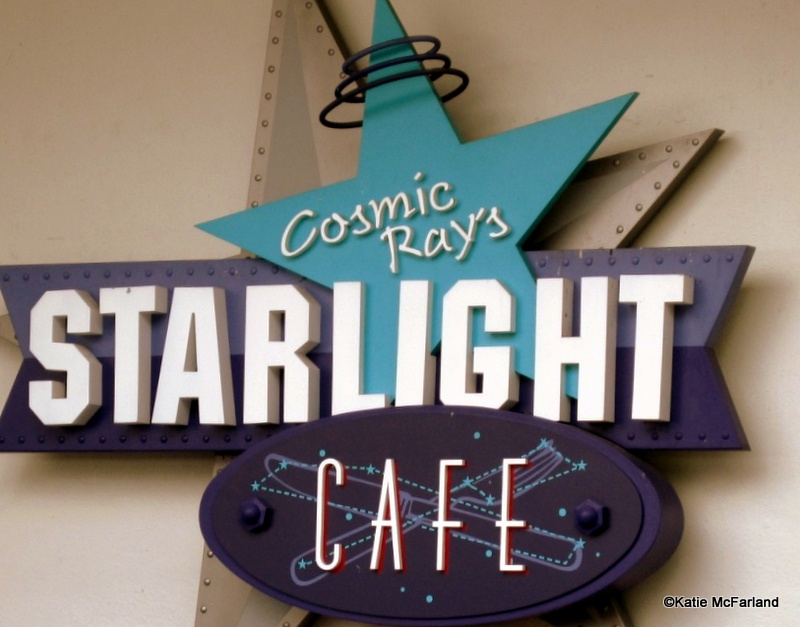 Review new items at cosmic rays starlight cafe in magic kingdoms cosmic rays sign fandeluxe Image collections