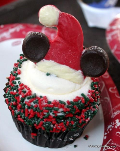 DHS Gingerbread Cupcake