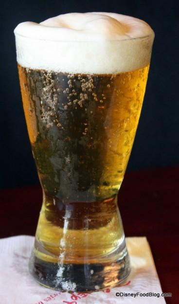 Frozen Kirin Beer