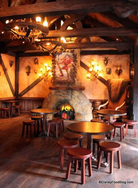 Gaston's Tavern Dining Room