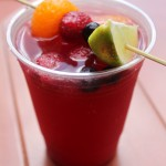 Review: Non-Alcoholic Sangria at Magic Kingdom's Tortuga Tavern
