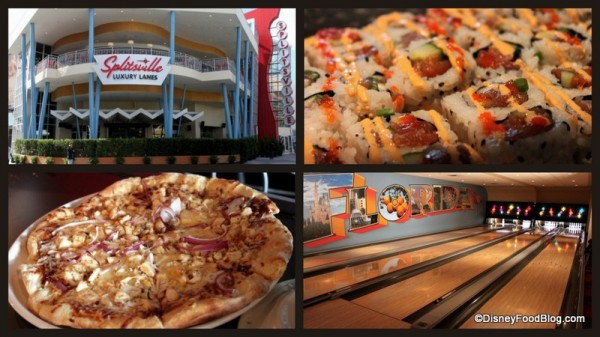 Splitsville in Downtown Disney