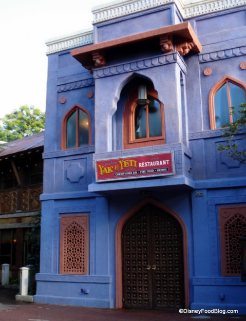 Yak and Yeti Restaurant