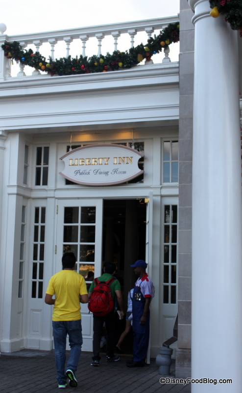 Review New Steak Dinner And More At Liberty Inn In Epcot