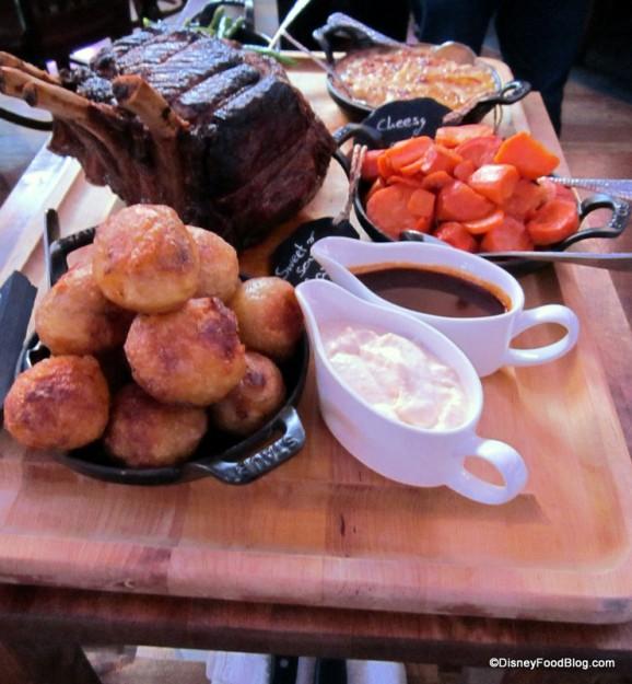 Beef Standing Rib Roast Host the Roast Platter