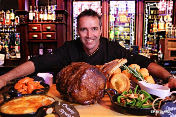 Master Chef Kevin Dundon