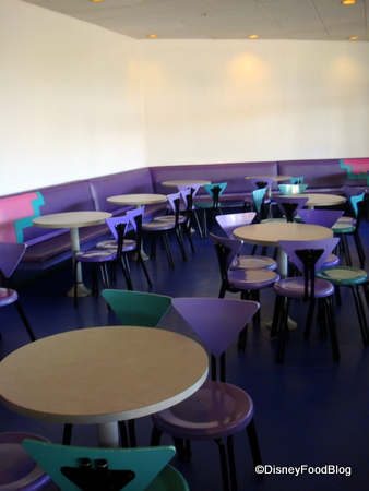 Inside Cosmic Ray's