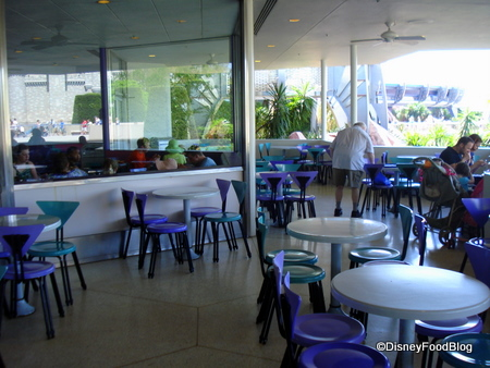 Review Cosmic Rays Starlight Cafe At Magic Kingdom