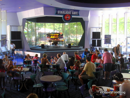 Cosmic Ray's Seating -- and Sonny Eclipse!