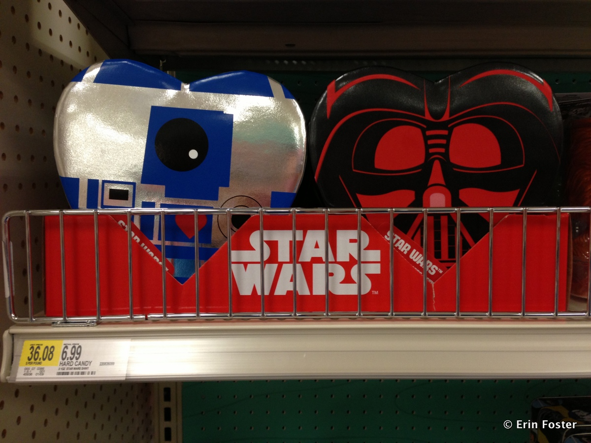 Disney And Star Wars Valentine S Day Treats At Target The Disney Food Blog