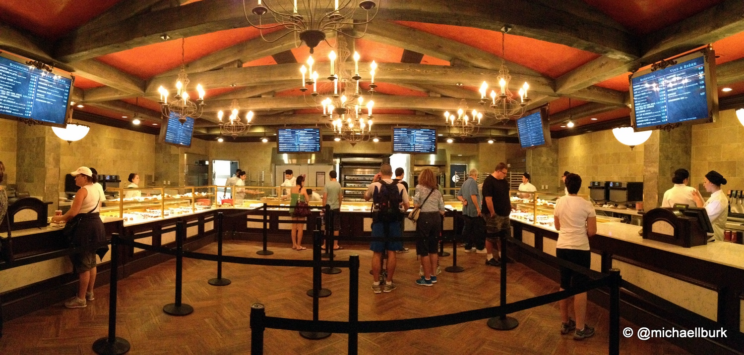 refurbishment | the disney food blog