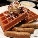 Food Challenge: The Disney Food Blog Waffle Crawl