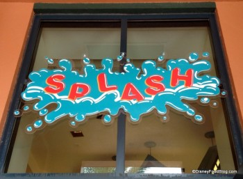 Splash Terrace