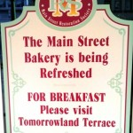 News! Tomorrowland Terrace Breakfast Menu in Magic Kingdom (Now Serving Beignets?!)