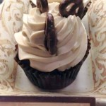 New! Chocolate Beer Cupcake at Captain Cook's in Disney World