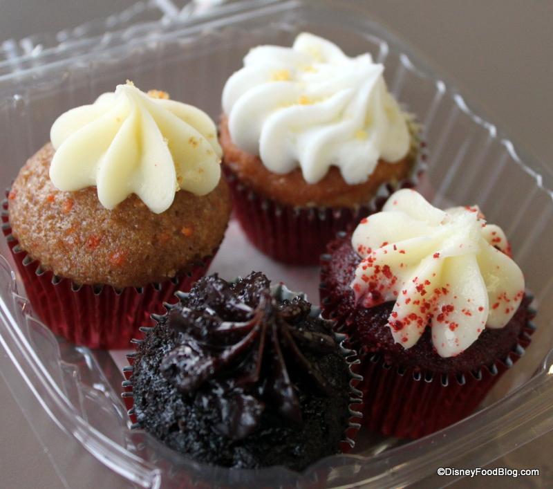 Vegan Carrot Cake Cupcakes Nyc