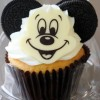 Snack Series: Mickey Mouse Cupcake (and More!) at Art o