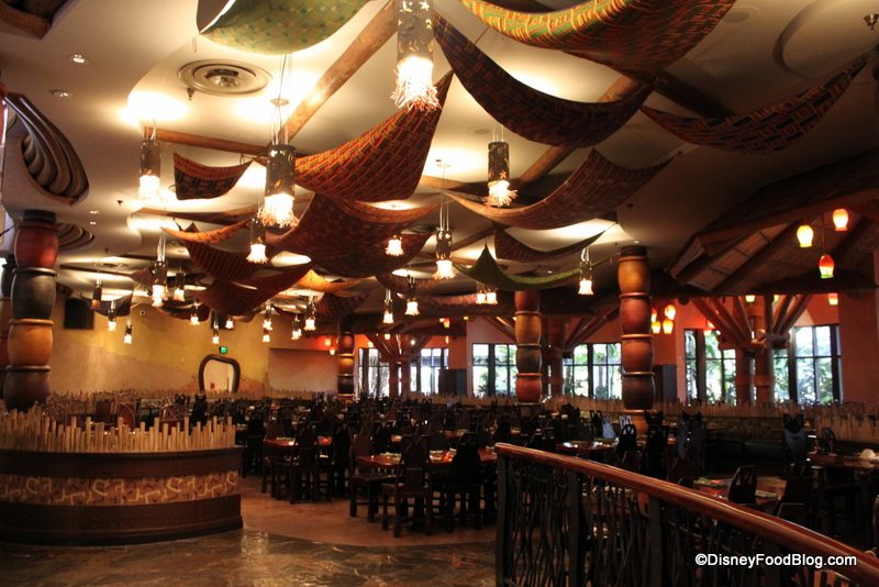 Guest Review Boma Dinner Buffet At Disneys Animal Kingdom Lodge
