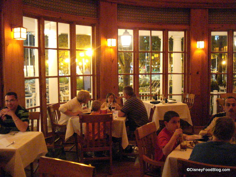 Review Yachtsman Steakhouse At Disney S Yacht Club Resort